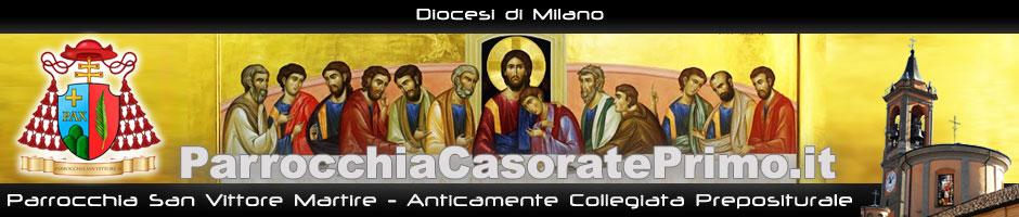 PARROCCHIA DI CASORATE PRIMO