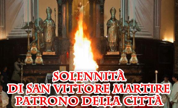 solennità San Vittore Martire patrono della Città di Casorate Primo