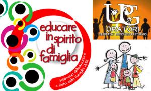 Settimana dell'Educazione 2014 e Festa della Famiglia